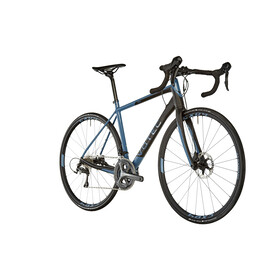 VOTEC VRd Pro Road Disc black-petrol blue